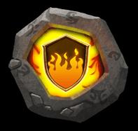 Руна огненной защиты I