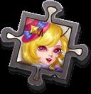 Часть облика Гламурной Дивы - Обменивается на специальный Облик Королевы Ос. Увеличивает бонусы Облика.